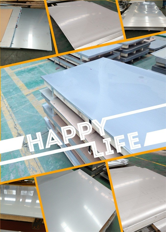LK Stainless Steel high quality price stainless steel plate 202