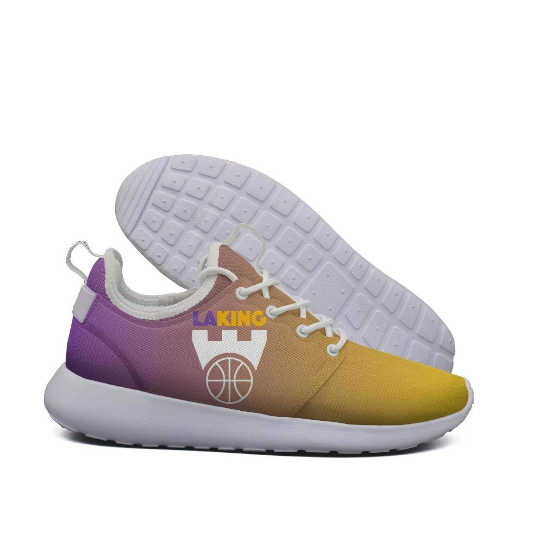 INTERESTPRINT Womens Running Shoes Dark Colored Flowers Pattern Print Outdoor Sneakers