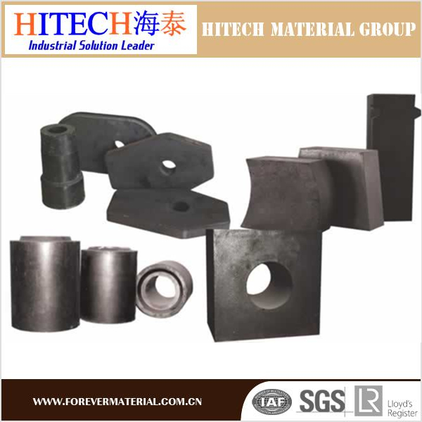 Qualified Manufacturer Zibo Hitech Electric Arc Furnace Refractory ...