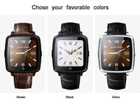 new product support sim card bluetooth mtk 2502 smart watch phone