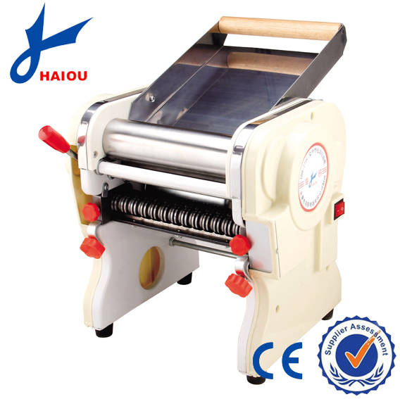 DHH-220 bearing style pasta maker machine fondant roller machine vermicelli making machine