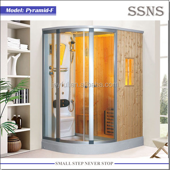 Sauna Shower Steam Room Combination Sauna Steam Rooms Combined