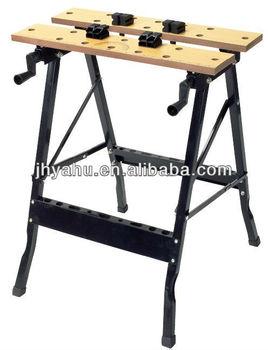 Sujeción Plegable Portátil Mesa De encimera mesa Diy Banco Mesas Madera Encimera Trabajo Trabajo Bancos Buy Product On b6f7gYy