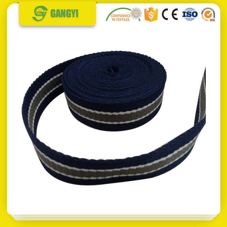 OEKO-tex Certificate Custom Design Polyester Piping Webbing, Piping Ribbon, Piping Tape