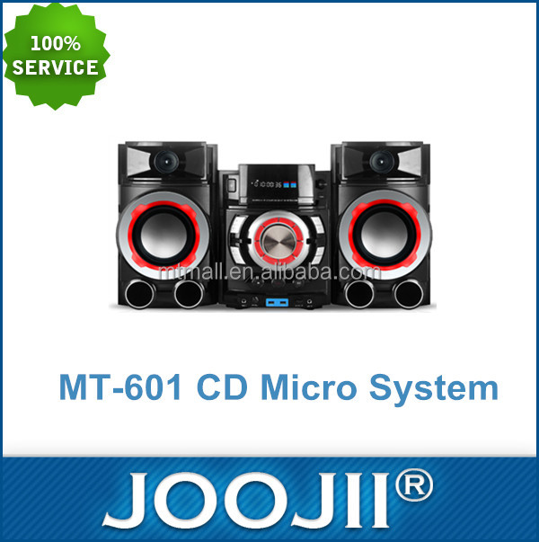 Professional Hifi Audio Speakers System, Hot Selling 2016 Hifi CD System Home Theater In Sourth Africa