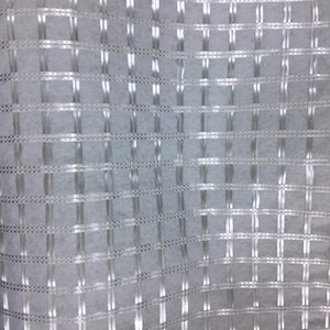 Warp-knitting reinforced Composite Fiberglass Geogrid Nonwoven Geotextile