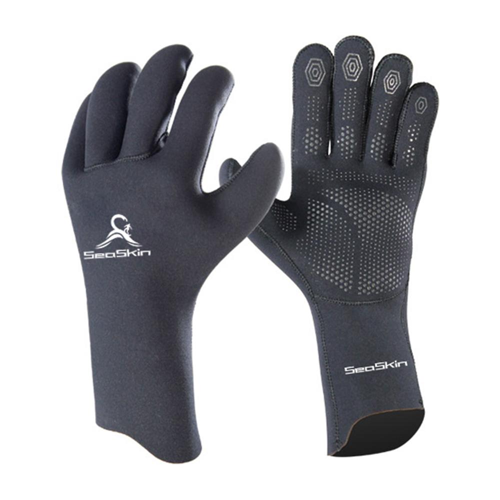 Seaskin stretch neoprene gloves 5 mm for diving