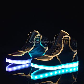 Oem Led Light Shoes,Flash Light Shoes