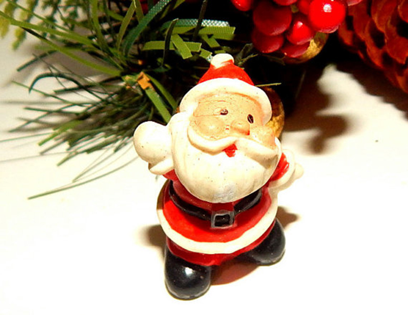 New arrived Christmas Deco Santa Claus Ornament