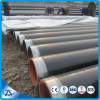SCH20 HDPE Coating N-v S235JR SSAW steel tube with BE and caps of China origin