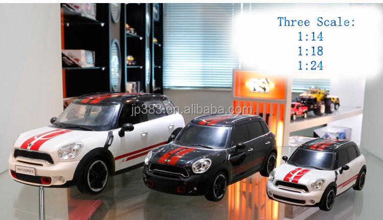 Coche De Juguete De Control Remoto 1:24 Fabricado En Chenghai,Mini John Cooper Works Countryman Buy Mini Coche De Juguete De Plástico,Mini Coche De