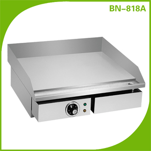 Kitchen equipment for fast food resurant Electric griddle pancake griddle