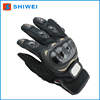 latest SHIWEI-ST002# Black bicycle Cycling gloves motorbike gloves motor cross Off road gloves