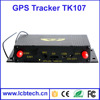Good quality car gps tracker gps car tracker vehicle gps tracker tk107 with call handle WRR and Advertising Screen
