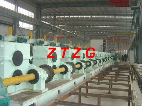 pipe direct forming mill for ERW508