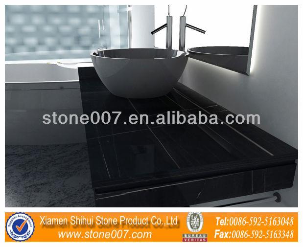 natuursteen zwart marmer tegels badkamer keuken-marmer-product-ID ...