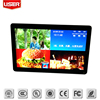 "55"" inch OEM Commercial Kiosk HD IR Touch LCD Ad Player"