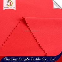 Shaoxing textile factory ke qiao knit scuba India market scuba fabric