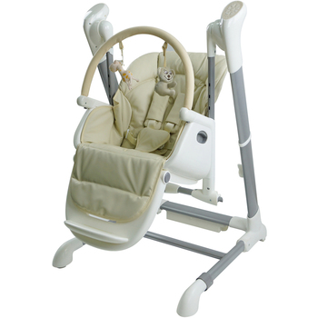 2ba9ded95 New Unique 2 In 1 Baby High Chair Swing With Mobile App Remote Control -  Buy Baby High Chair