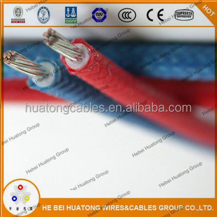 heat resistant Flexible silicon rubber electric wire cable