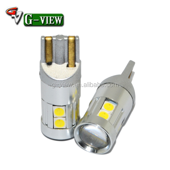 Factory price 12v interior car led bulb , interior auto led t10, led car w5w