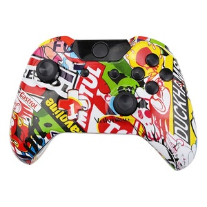 Newest style Bomb hydro dipped controller shell for xbox one housing