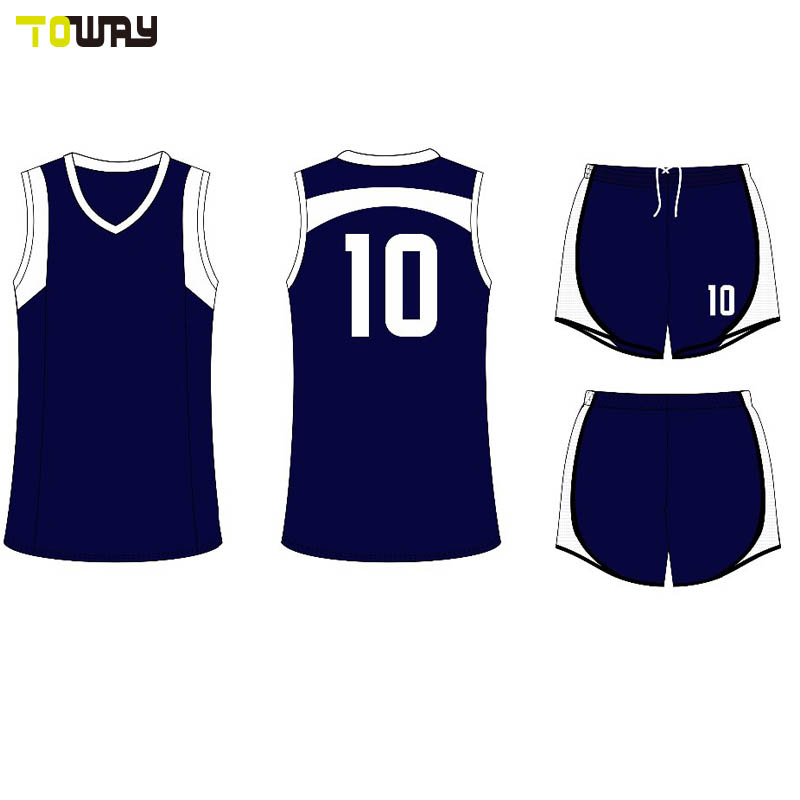 design your own logo volleyball uniform for men