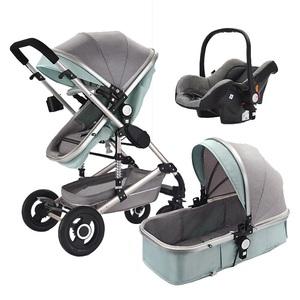 2018 Uppababy Vista Double Stroller Baby Stroller All In 1