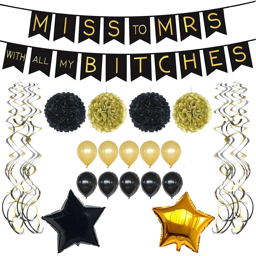 Cheap Black And Gold Party Favors Find Black And Gold Party Favors