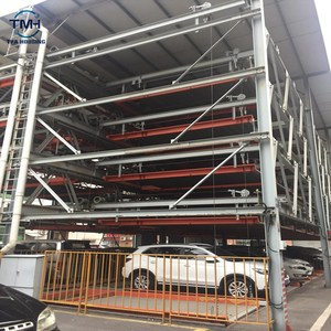 Philippine multi story building steel structure for car parking