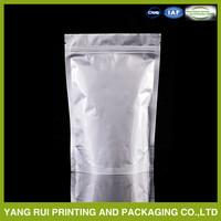 aluminum foil vacuum packing bags food bag with zipper