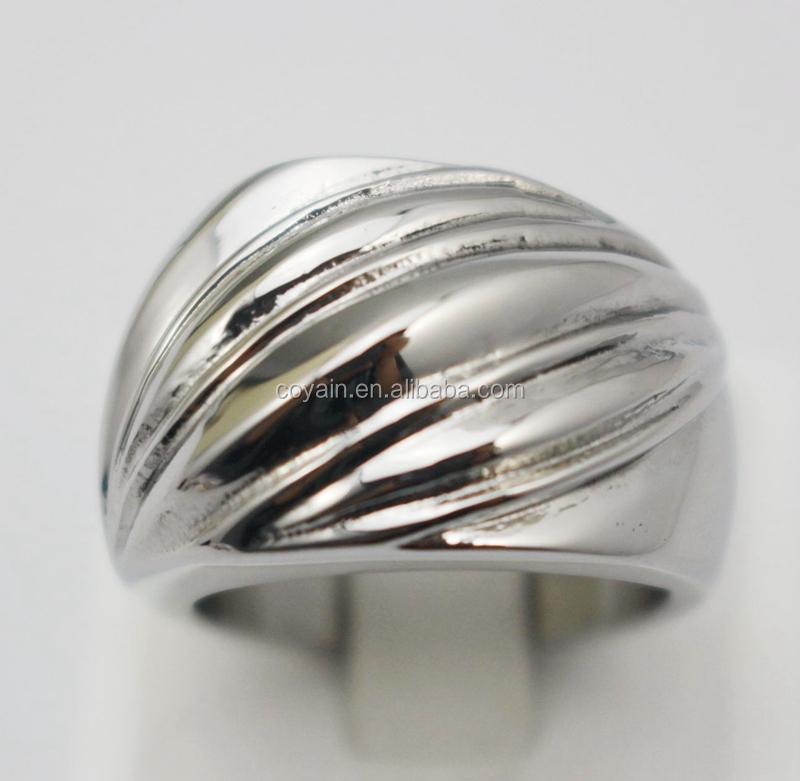 Latest Design Big Celtic Thumb Rings For Women Stainless Steel ...