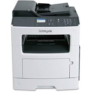 "Lexmark Mx310dn Laser Multifunction Printer . Monochrome . Plain Paper Print . Desktop . Copier/Fax/Printer/Scanner . 35 Ppm Mono Print . 1200 X 1200 Dpi Print . 35 Cpm Mono Copy Lcd . 1200 Dpi Optical Scan . Automatic Duplex Print . 300 Sheets Input . Fast Ethernet . Usb ""Product Type:"