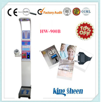 Bone Density Analyzing Scales Best Selling China factory