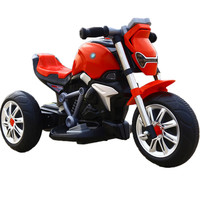 2018 wholesale licenced Baby Ride On Toy Car 6V Charge Kids Electric Motorcycle