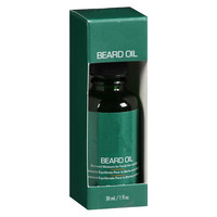 Custom Scent Beard Oil 1oz With Blister Package