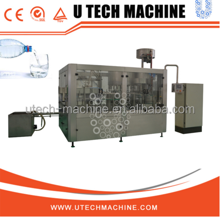 Cheap drinking water filing machine With Professional Technical Support in China