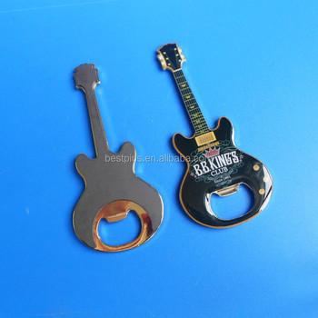 Custom Magnetic Bottle Opener Guitar Shaped Bottle Opener Refrigerator  Magnet Bottle Opener For Promotion - Buy Custom Magnetic Bottle  Opener,Guitar