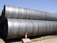 Petroleum Spiral Steel Pipe where there it is in china liaocheng tianrui steel pipe company
