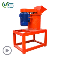 High efficiency vertical chain impact crusher for fertilizer