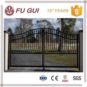 hot sales anticorrosion 100 years auto gate price malaysia