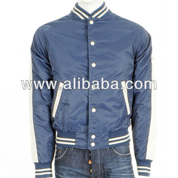 Letterman satin Varsity Jackets