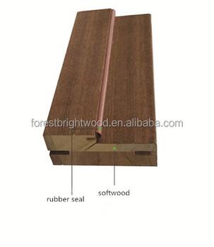 Superior Solid Wooden Door Frame Door Jambs Buy Door Frame Wooden Door