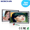 "10 inch hd open frame multi media indoor electronic display board 7"" available"