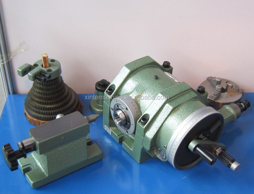 FW80 F11 series universal dividing head