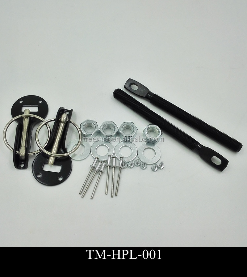 High quality steel nuts hood bonnet pins