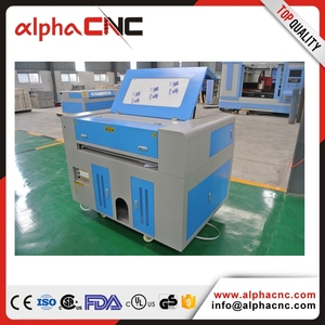 4x8 veneer plywood laser cutting machine co2 laser 1kw cutting machine