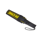 Security Inspection of Electronic Factory Security handheld metal detectors