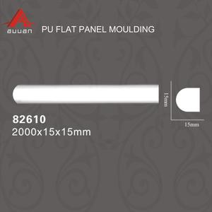 82610 Polyurethane PU Foam Wall Moulding Lowes Flexible Moulding for  Construction Material