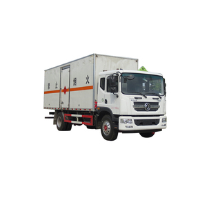 Cheap price Explosive Transport Vehicle dangerous carrying truck